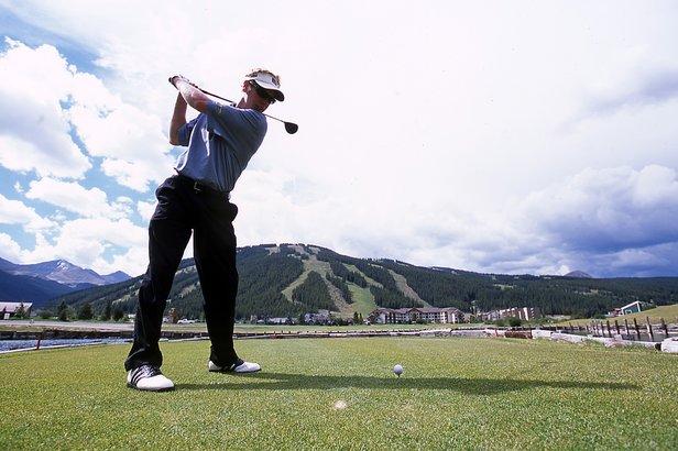 5 Colorado Golf Courses Above 9,000 Feet
