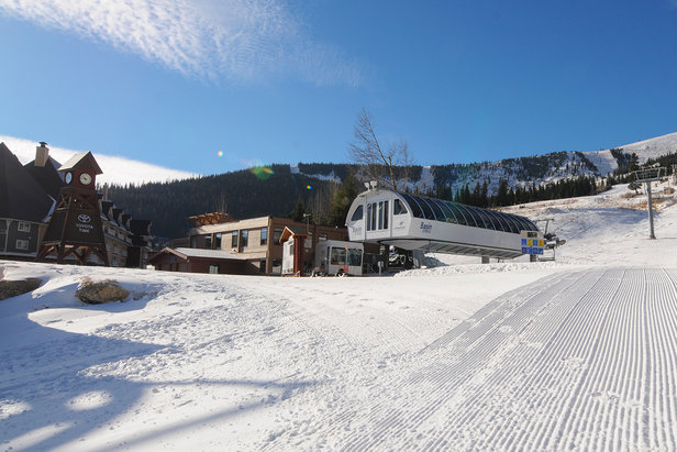 Schweitzer Opens for Season on Friday, November 27!- ©Dig Chrismer - Marketing Manager