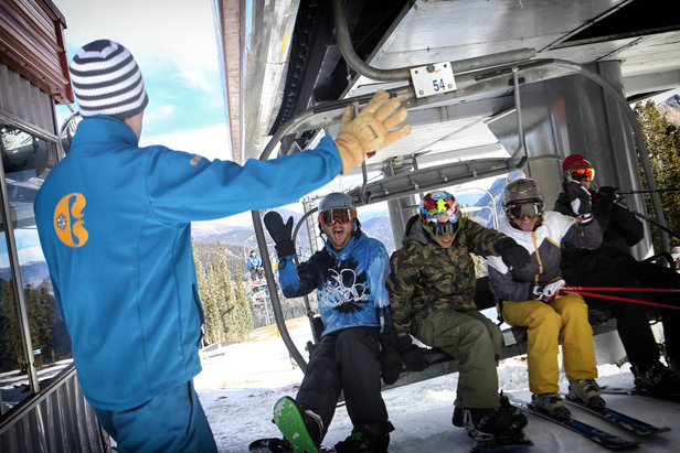 Copper Mountain Delays Opening Day to Friday, Nov. 13- ©Copper Mountain Delays Opening Day One Week from Friday, Nov. 6 to Friday, Nov. 13
