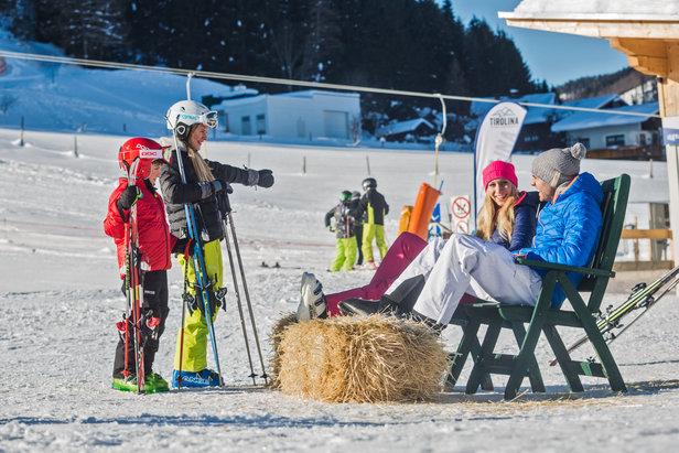 Klein, fein, günstig: Neun tolle Skigebiete mit maximal 25 Euro Skipasspreis ©Tirolina