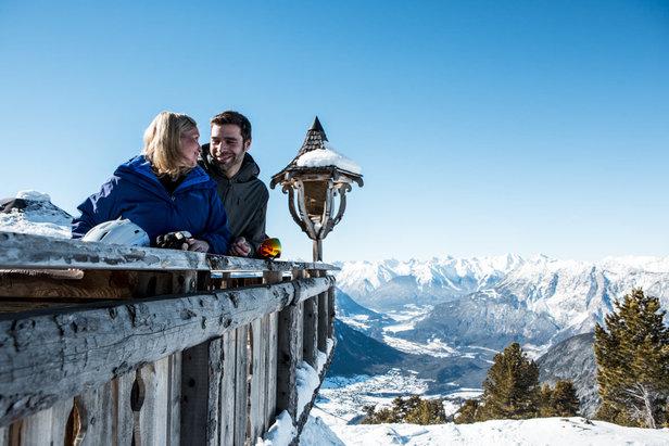 Winterstart Skiregion Hochoetz