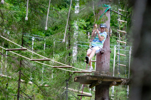 New Summer Adventure Park For Oslo