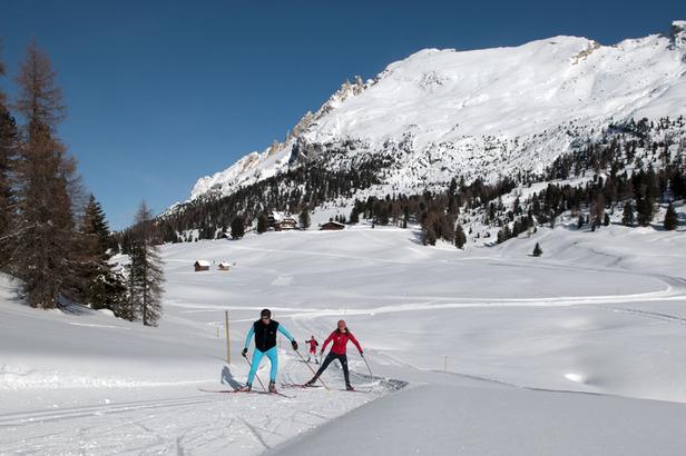 Winterspaß pur in den Sextner Dolomiten: Prags und das Hochpustertal
