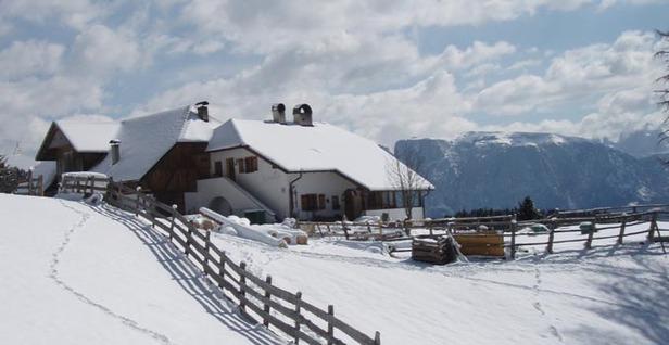 L'altra neve in Alto Adige