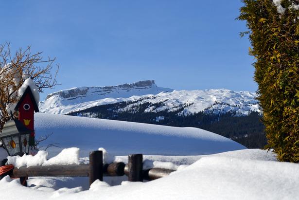 Die zweite Winterhälfte im Kleinwalsertal: Auf Nummer sicher gehen
