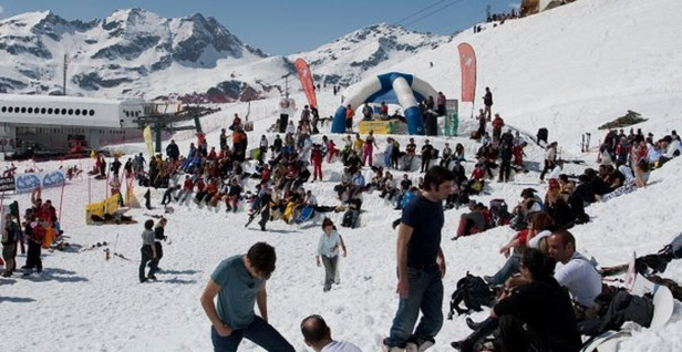 Gressoney, Monterosa Ski