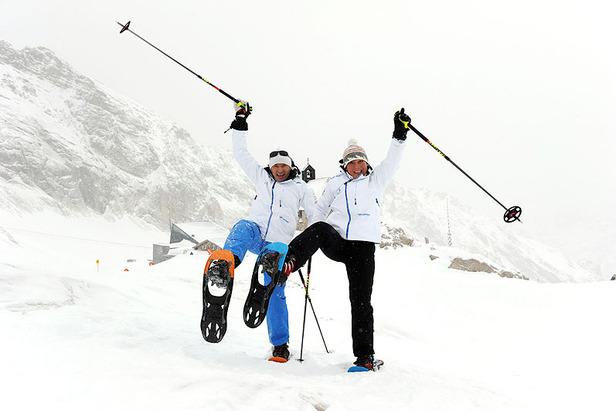 Schneeschuhtour: Das große Schneeschuherlebnis in Oberhof