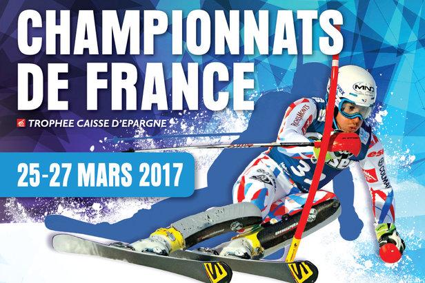 Du 25 au 27 mars, les plus grands skieurs français se disputeront les titres de Champions de France de ski 2017 sur les pistes de Monts-Jura