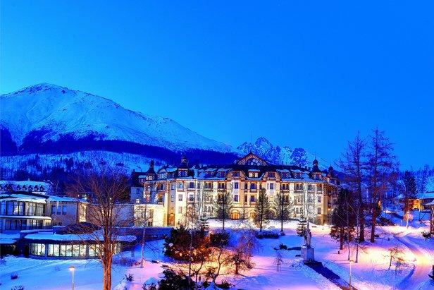 Hotel Grand Stary Smokoviec  - © TMR