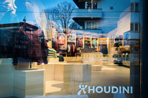Houdini i medvind- ©Kristian Harby