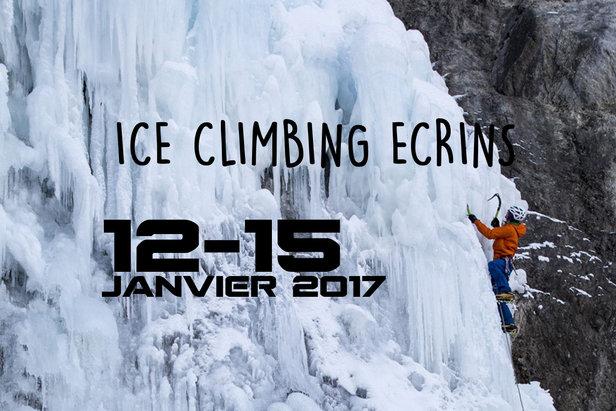 Ice Climbing Ecrins 2017