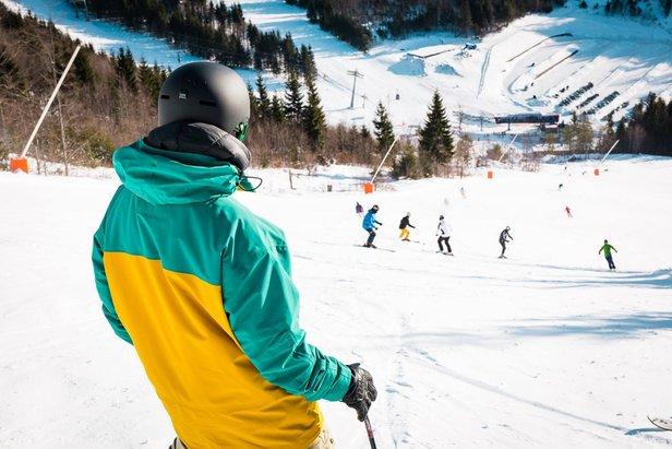 6b476ea3e Snehové správy: Pred nami je jeden z najlepších lyžiarskych víkendov tejto  sezóny