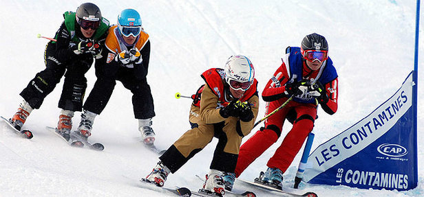 (event) - CM Skicross Contamines