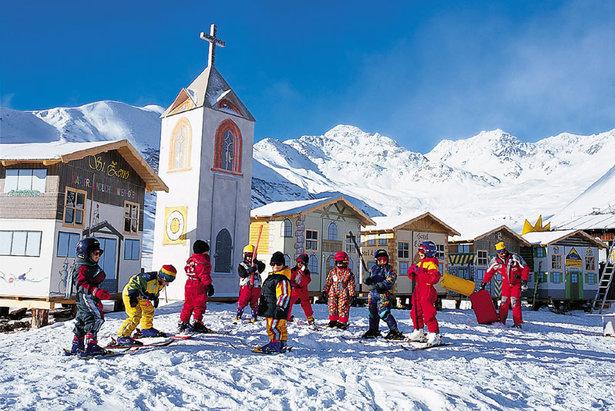 Das Dorf Serfaus: Familienfreundlicher Winterurlaub in der Winterregion Serfaus-Fiss-Ladis