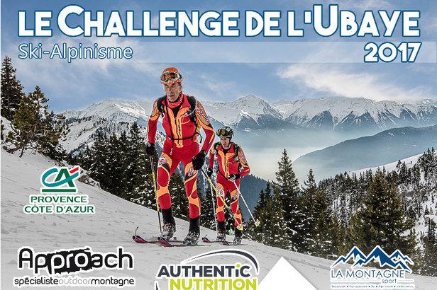 Le Challenge de l'Ubaye 2017 3 dates pour 3 rendez-vous de ski-alpinisme dans 3 stations
