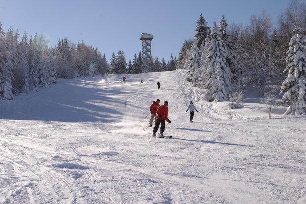 Skigebiet Waldkirchen-Oberfrauenwald