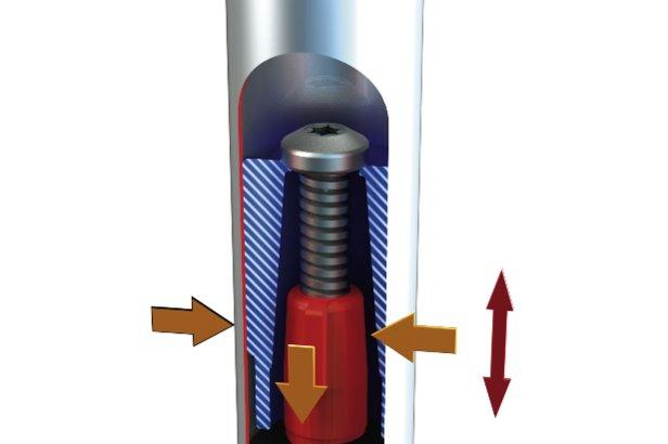 Teleskopstöcke beim Skifahren: Vor- und Nachteile von Stöcken mit verstellbarer Länge- ©LEKI