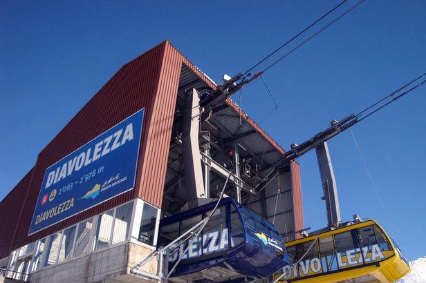Die Diavolezza-Bahn
