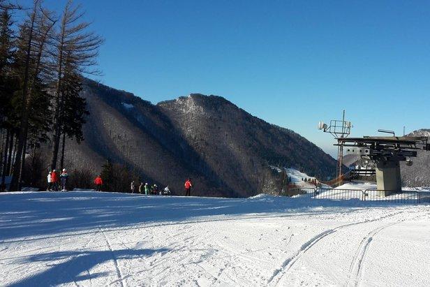 Snehové správy  Pred nami je jeden z najlepších lyžiarskych víkendov tejto  sezóny fa1086f0c0d