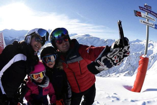 Les grands domaines skiables françaisDomaine des Sybelles