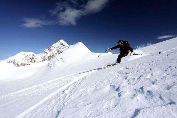 Sciare sul Monte Rosa il solstizio d'Estate