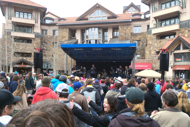 Telluride Ski Resort April 2nd Closing Day to Feature Free Concert with G. Love and Special Sauce- ©Telluride Ski Resort