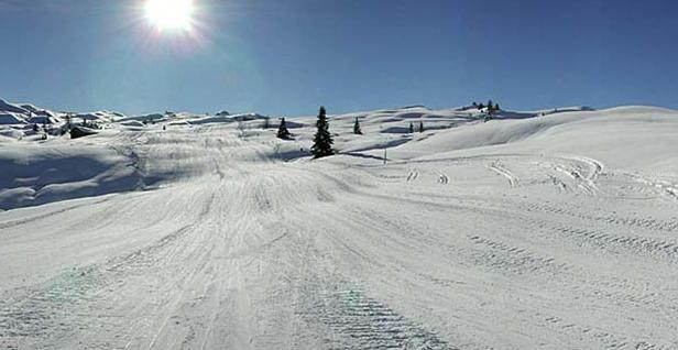 Sulle Dolomiti si scia fino al 1° maggio!