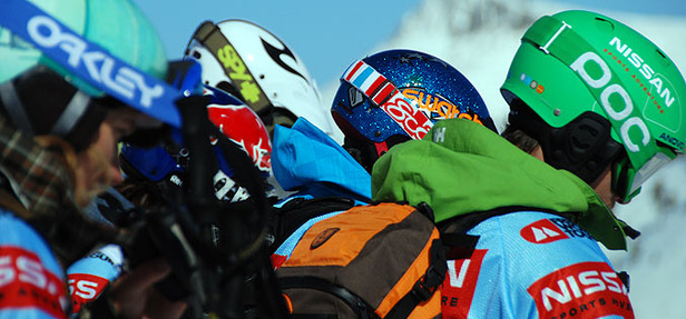 Freeride World Tour's Nissan Russian Adventure Sochi 2011