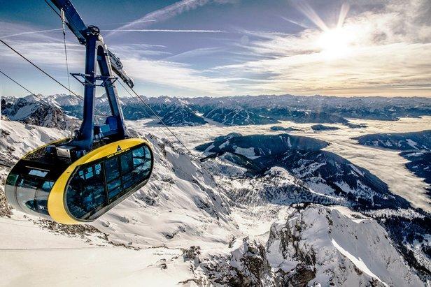 Kein Snowpark mehr am Dachstein Gletscher- ©Dachstein