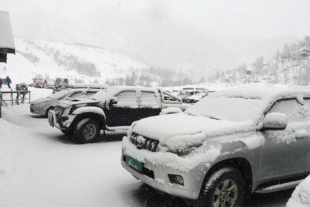 Mer snø i vente- ©Eikedalen Skisenter