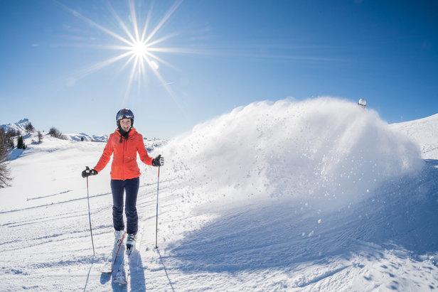 Wintersaison in Dolomiti Superski startet: Zehn Skigebiete ab Samstag geöffnet- ©©Dolomiti Superski www.wisthaler.com