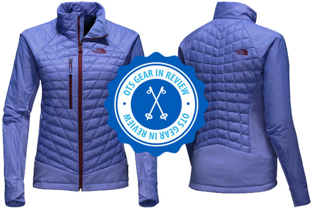 Gear in Review: The North Face Women's Desolation Thermoball Jacket- ©thenorthface.com