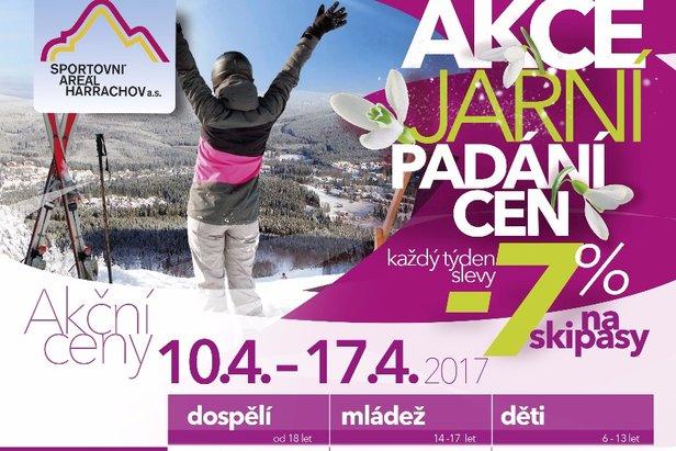 V Harrachově se stále lyžuje! Máme ceník velikonočních skipasů 25e2b5aec2