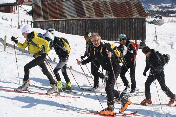 skijakke dame langrenn haugesund