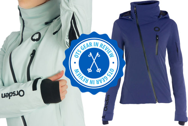 Gear in Review: Orsden Women's Lift Jacket