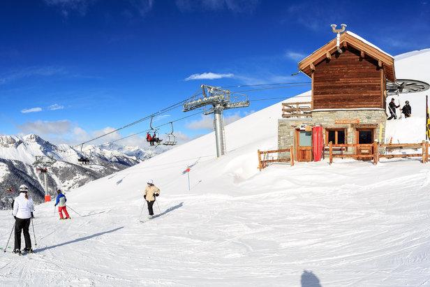 Encore une très belle journée de ski en perspective sur le domaine skiable de Saint Véran