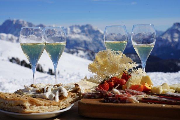 Happy Cheese in Val di Fassa, Baita Checco