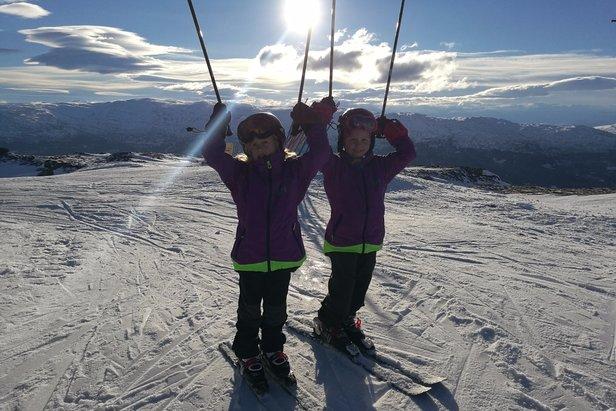 Voss - et familievennlig skianlegg - ©Voss resort