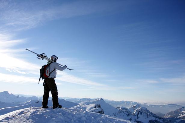 Das Skigebiet Kleinwalsertal: Schneesicherheit von Dezember bis April