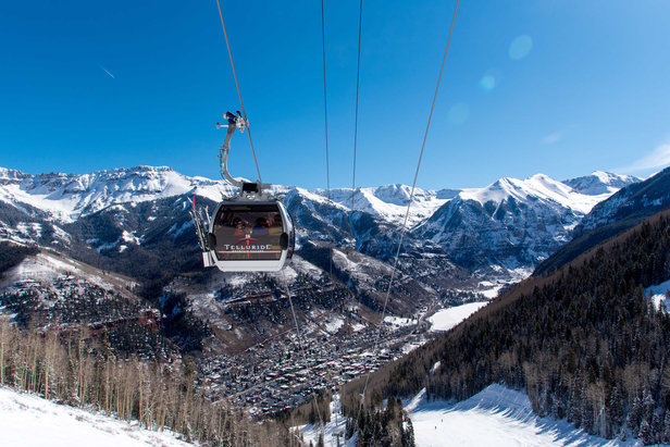 American Airlines Adds New Service from Charlotte to Montrose-Telluride (MTJ) ©Telluride Ski Resort