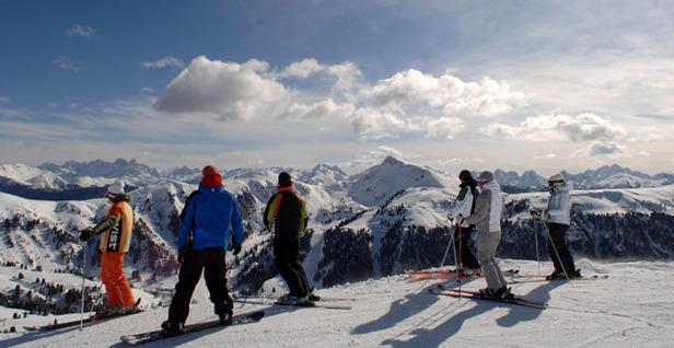 Val di Fiemme: apre lo Ski Center Latemar