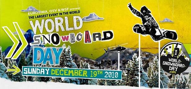 World Snowboard Day 2010