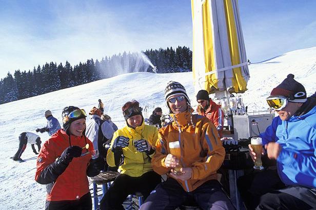 Partystimmung beim SkiWelt Winteropening: Von Electronic Sounds bis Blechblosn-Musik