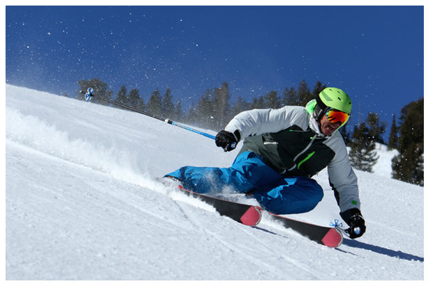 Slalom racecarve heren, 2018