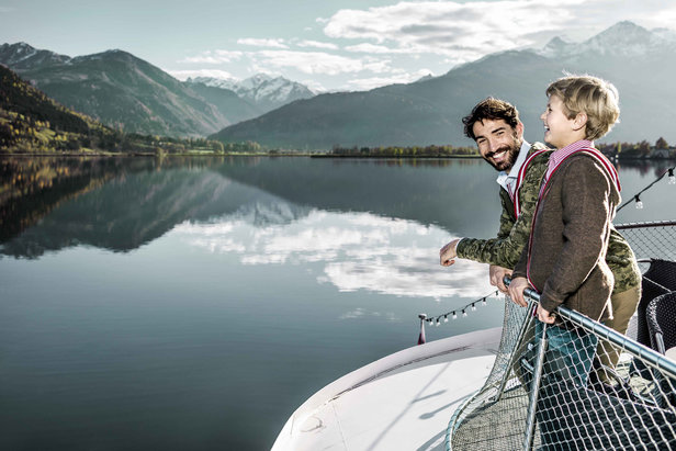 Bottsfahrt auf der MS Schmitten in Zell am See