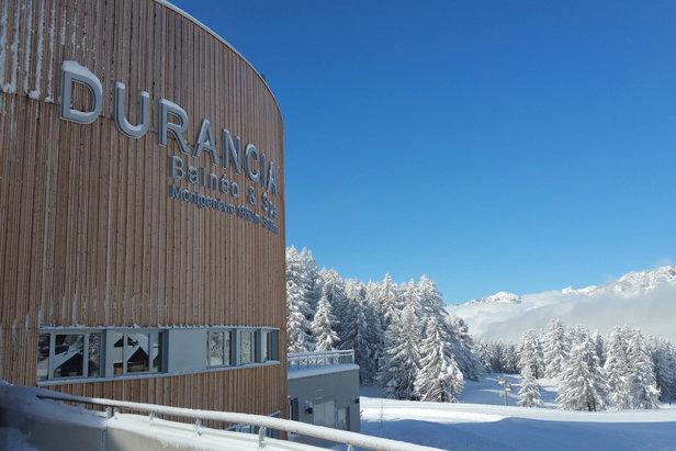 centre Balnéo & SPA Durancia à Montgenèvre