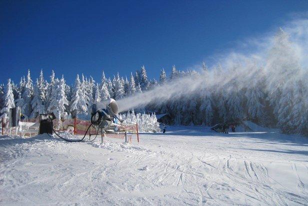 Eindrücke aus dem Skigebiet Pröller Skidreieck (Pröller Skilifte)