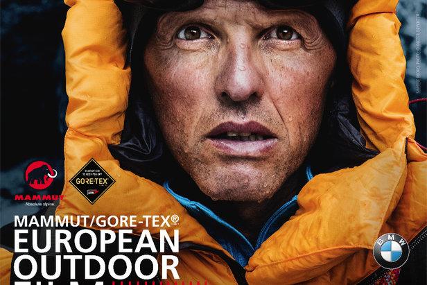 European Outdoor Film Tour 2017/18 - ©European Outdoor Film Tour