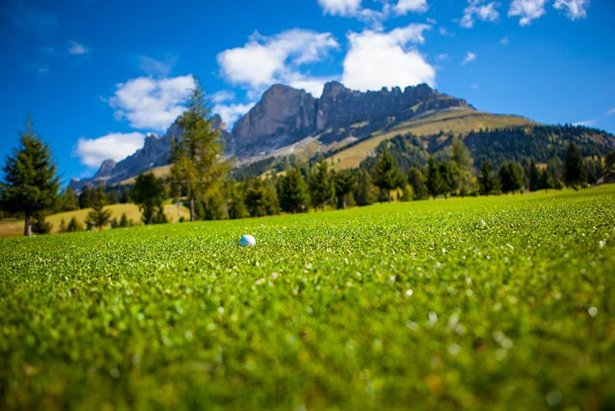 Golfplatz Carezza Karersee
