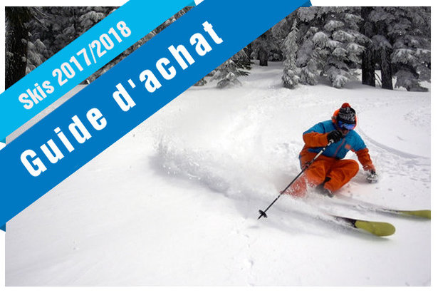 Guide d'achat Skis 2018